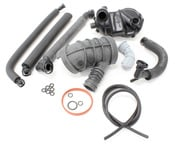 BMW Cold Climate PCV Breather System Kit - OE Supplier 11617533400KT3