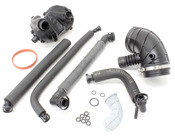 BMW Cold Climate PCV Breather System Kit - OE Supplier 11617533400KT8