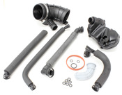 BMW Cold Climate PCV Breather System Kit - OE Supplier 11617533400KT9