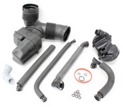 BMW Cold Climate PCV Breather System Kit - OE Supplier 11617533400KT11