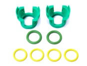 Volvo Transmission Cooling Hose Retainer Kit - OE Supplier 534831