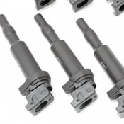 BMW Ignition Coil Kit (Set of 6) - Bosch 00044X6