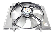 Mercedes Cooling Fan Motor - Nissens 0015400188