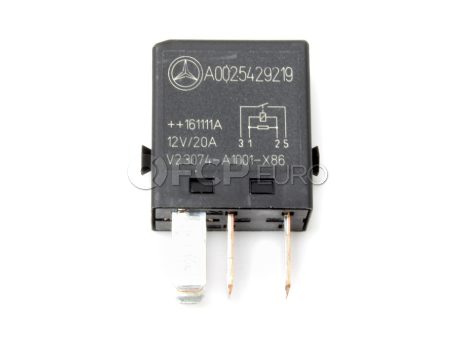 Mercedes SL500 SL600 E55 AMG CLK320 E320 S430 S500 CL500 Fuel Pump Relay For