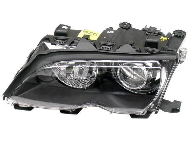 BMW Headlight Assembly Xenon - Magneti Marelli 63127165779