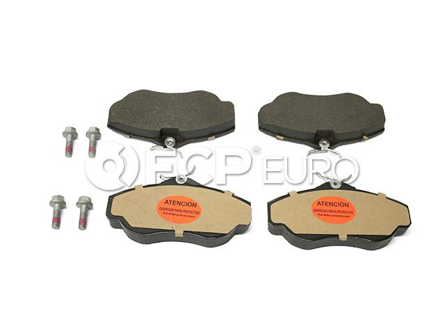 Land Rover Brake Pad Set - Akebono SFP500120