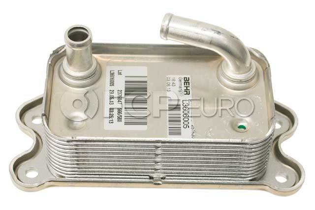 Volvo Engine Oil Cooler - Mahle Behr 31201909