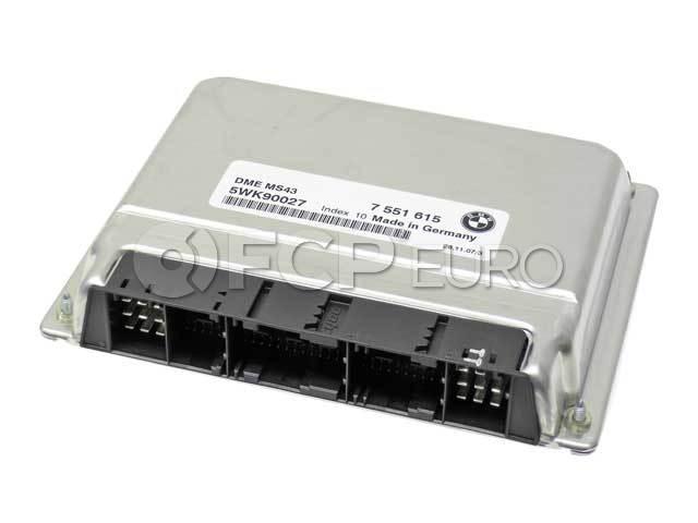 BMW Electronic Control Unit (DME) - Genuine BMW 12147551616