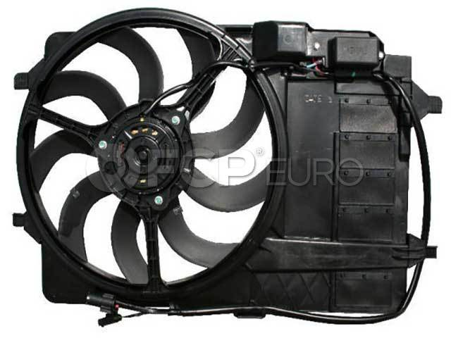 Mini Cooper Engine Cooling Fan Assembly - Genuine Mini 17101475577