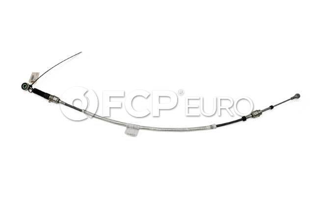 Mini Cooper Manual Transmission Shift Cable - Genuine Mini 25117547368