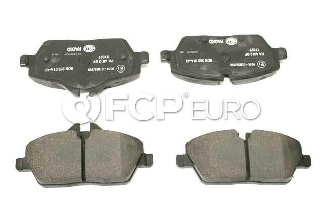 MINI Brake Pad Set - Genuine MINI 34106863292