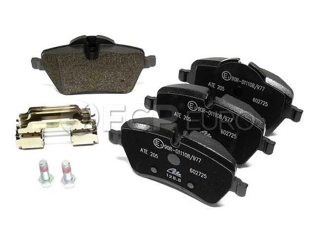 Mini Brake Pad Set - Genuine Mini 34116778320