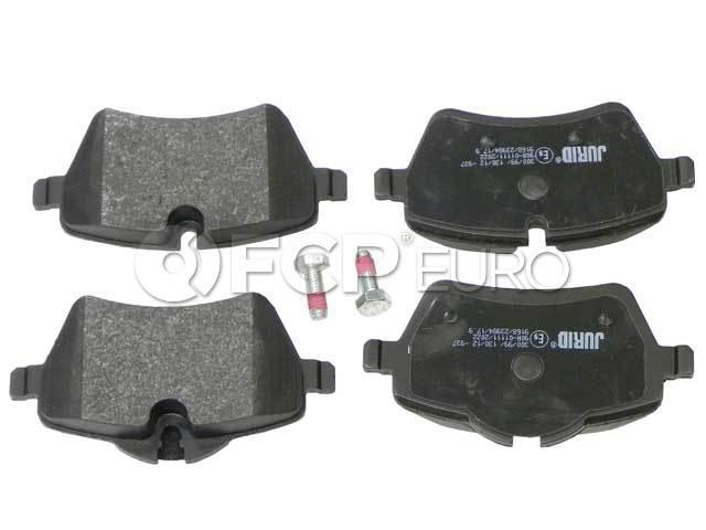 Mini Brake Pad Set - Genuine Mini 34116798469