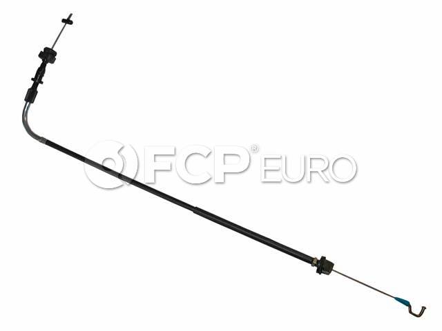 BMW Accelerator Bowden Cable (325i 325is M3) - Genuine BMW 35411161698