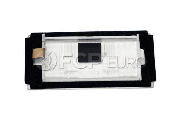 BMW License Plate Light - Genuine BMW 51137031085