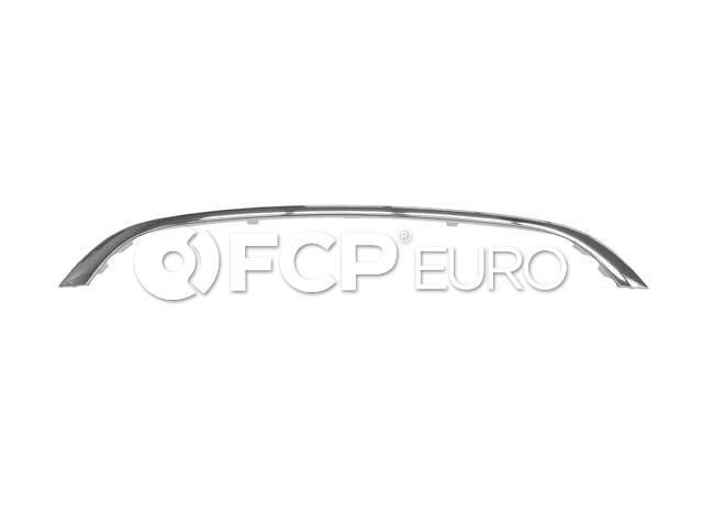 Mini Cooper Trim Ring (Chrom) - Genuine Mini 51137133845