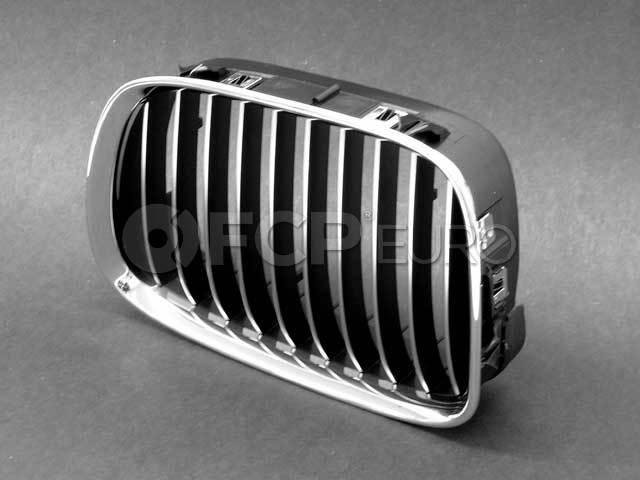 BMW Kidney Grille Left (E39) - Genuine BMW 51138184531