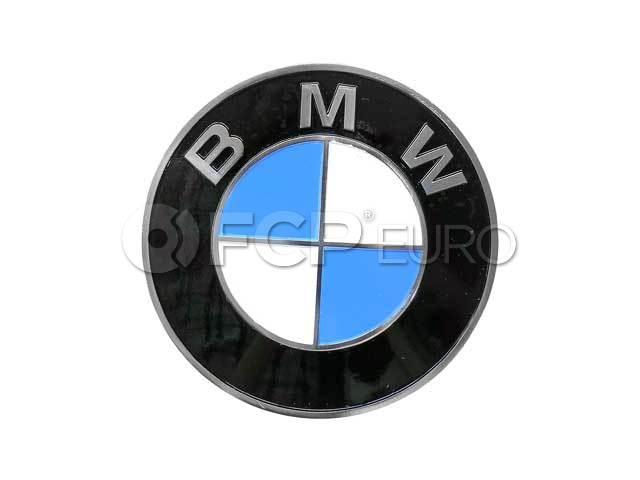 BMW Plaque (1602 2002) - Genuine BMW 51141801560