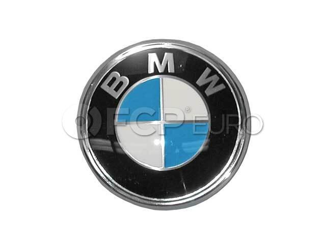 BMW Trunk Lid Emblem - Genuine BMW 51141872327
