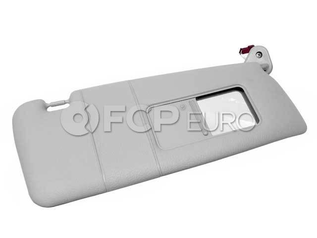 BMW Sun Visor (Gray) - Genuine BMW 51168237644