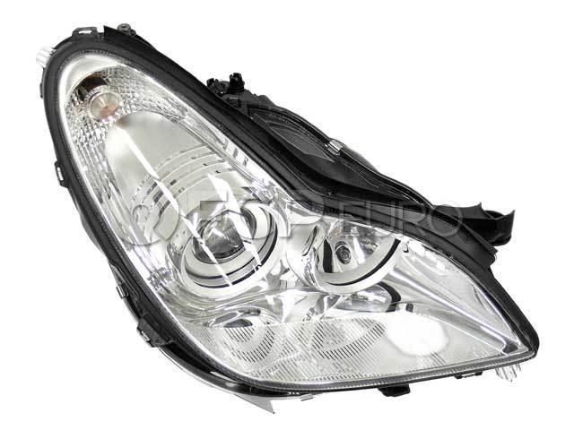 Mercedes Headlight Assembly - Hella 2198200461
