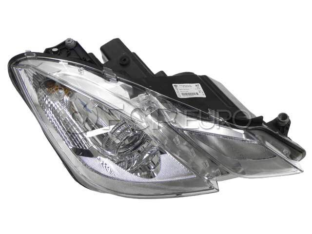 Mercedes Headlight Assembly - Hella 2078205461