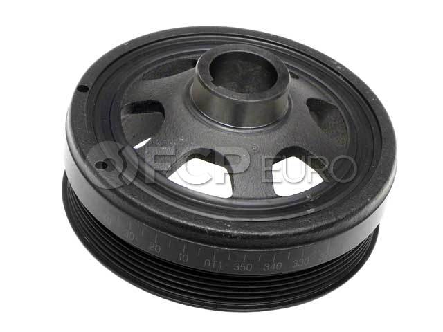 Mercedes Engine Crankshaft Pulley - Genuine Mercedes 1120351400