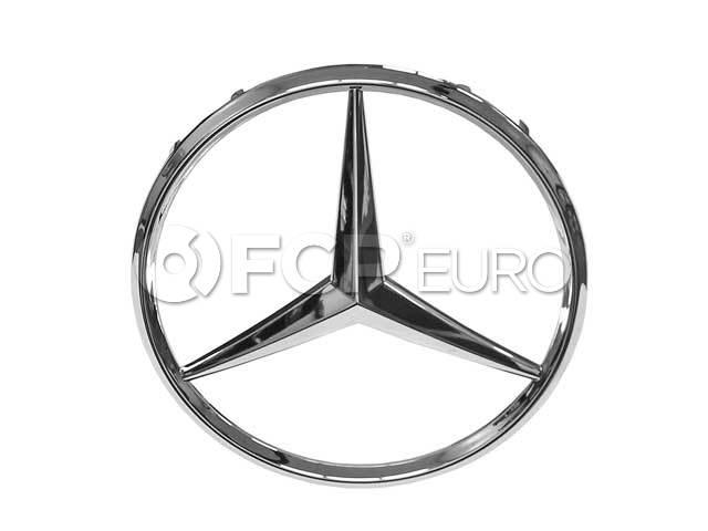 Mercedes Grille Emblem - Genuine Mercedes 1638880086