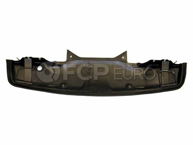 Mercedes Undercar Shield Front Forward (E320 E420 E430 E55 AMG) - Genuine Mercedes 2105200822