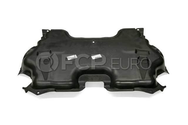 Mercedes Undercar Shield Front Center (E320 E350) - Genuine Mercedes 2115242430