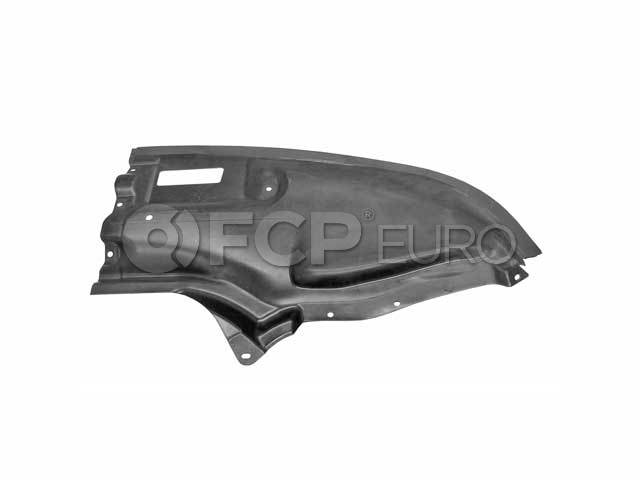 Mercedes Undercar Shield Front Left (S430 S500 S55 AMG S600) - Genuine Mercedes 2205242930