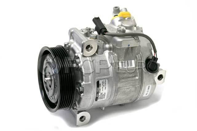 BMW A/C Compressor - Nissens 64509174803