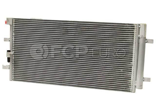 Audi A/C Condenser - Nissens 8K0260403AF
