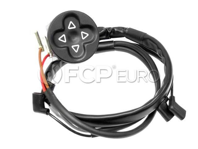 Porsche Power Seat Switch - OE Supplier 92861318200