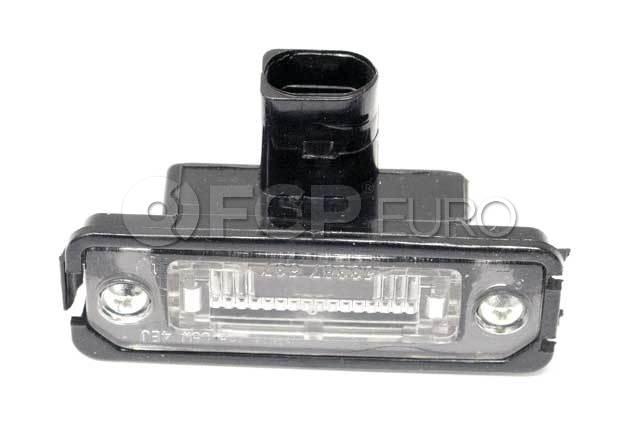 Porsche License Plate Light - Genuine Porsche 99763162002