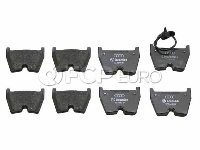 Audi Brake Pad Set - Genuine VW Audi 420698151F