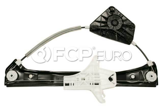 VW Window Regulator Rear Left (Jetta) - Genuine VW Audi 5C6839461B