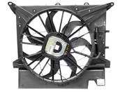 Volvo Electric Auxiliary Cooling Fan - Genuine Volvo 31368075