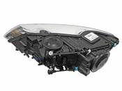 VW Headlight Assembly - Hella 7L6941040E