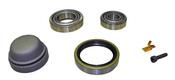 Mercedes Wheel Bearing Kit Front - Rein 1263300051