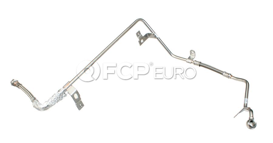 Audi VW Turbo Oil Supply Pipe - Genuine Audi VW 06B145771P