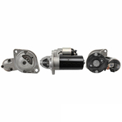 BMW Starter Motor - Genuine BMW 12418614519