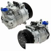 Porsche A/C Compressor - Denso 4711326