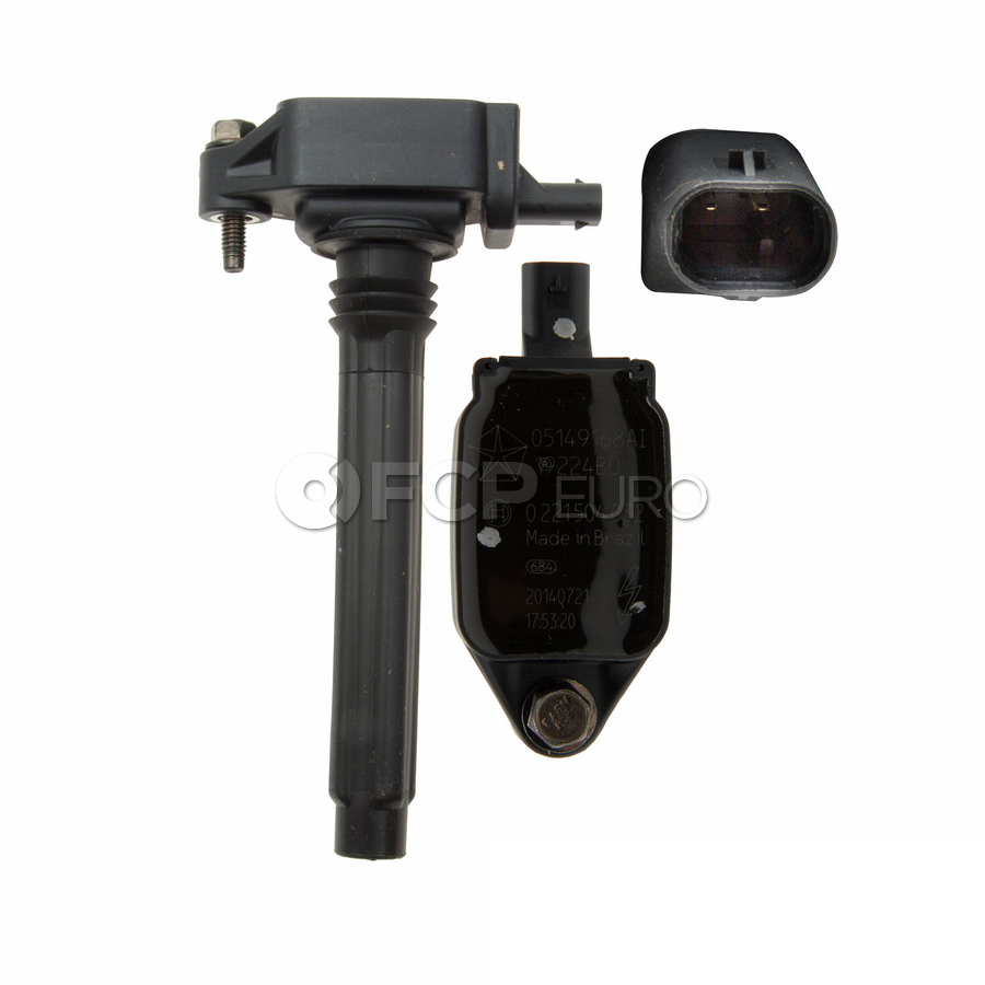 Audi VW Direct Ignition Coil - Genuine VW Audi 7B0905715C