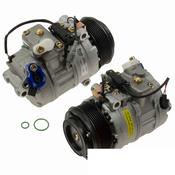 BMW A/C Compressor - Nissens 64529185146
