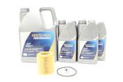 BMW 5W30 Oil Change Kit - Pentosin 11427848321KT4