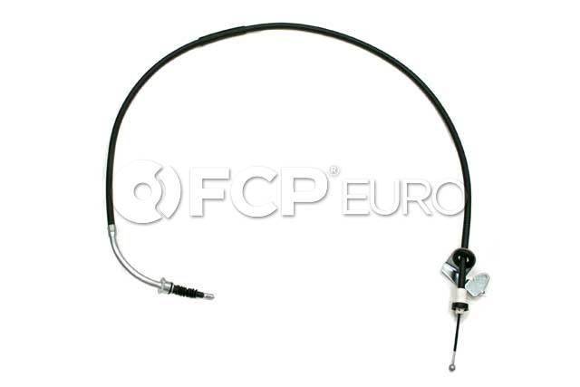 Mini Parking Brake Cable - Genuine Mini 34406777400