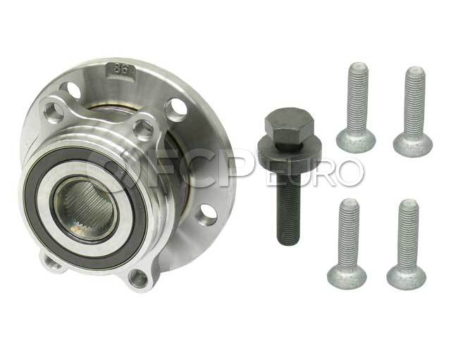 Audi VW Wheel Bearing Hub Assembly Kit - Genuine VW Audi 5K0498621