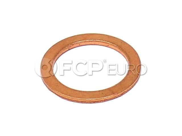 BMW Gasket Ring (A16X22Cu) (528e 533i 535i) - Genuine BMW 07119963276