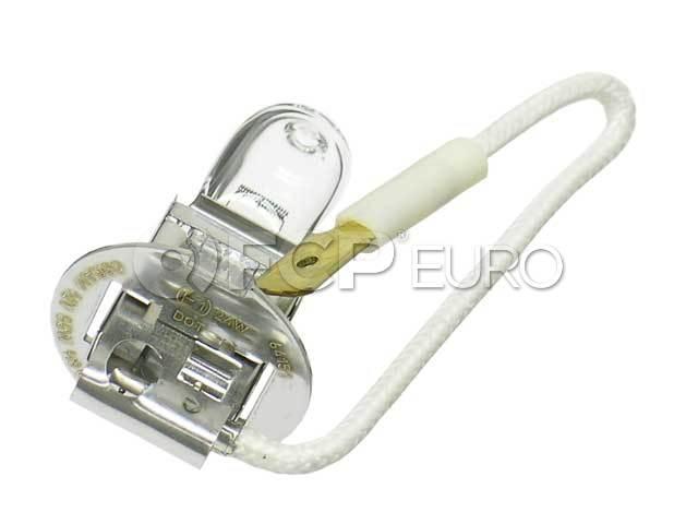 Mercedes Fog Light Bulb - Genuine Mercedes 000000008161